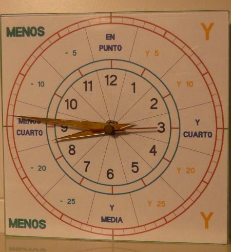 primer reloj angelote